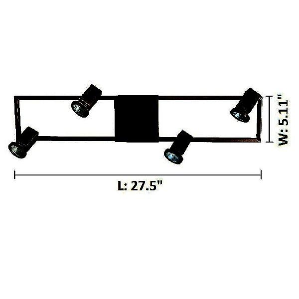 Nina LED Linear Suspension Light
