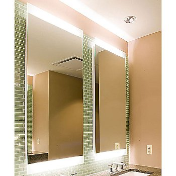 Electric Mirror Novo 4 Led Lighted Mirror Ylighting Com