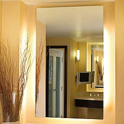 Serenity 48-Inch Lighted Mirror