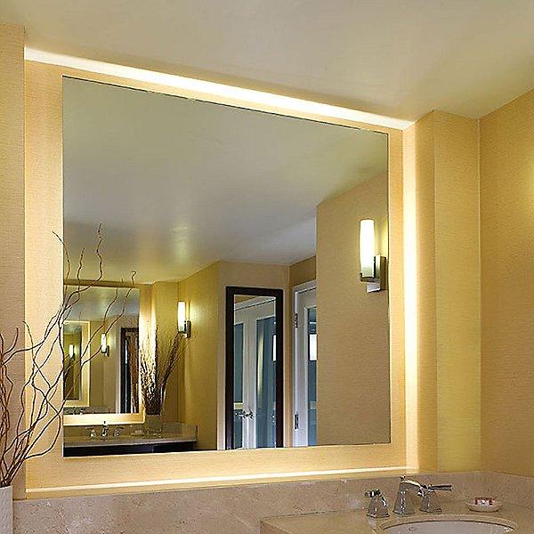 Serenity 48-Inch Lighted Mirror