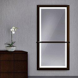 Boutique Lighted Wardrobe Mirror