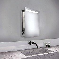 Luminous Mirrored Cabinet