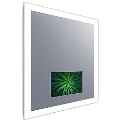 Lighted Mirrors For The Bathroom Vanity Ylighting