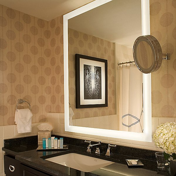 Electric Mirror Silhouette Lighted, Silhouette Led Vanity Mirror Reviews