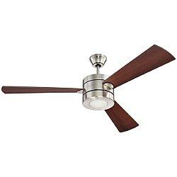 Triad 54 Inch LED Ceiling Fan