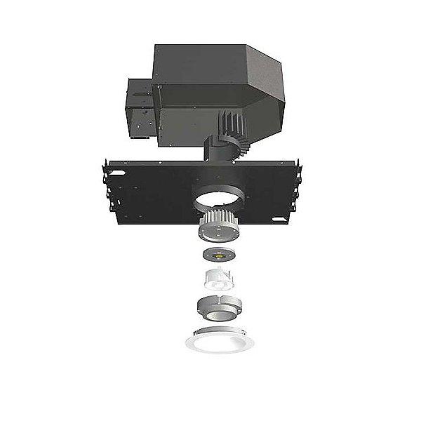 ELEMENT - 3 Inch Adjustable Remodel Halogen Housing
