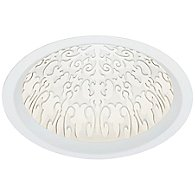 ELEMENT Reflections Fleur 8 Inch Dome Trim