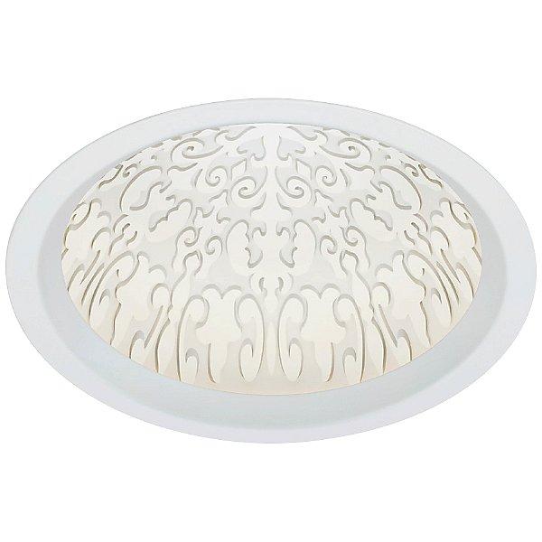 ELEMENT Reflections Fleur 8 Inch Dome Trim