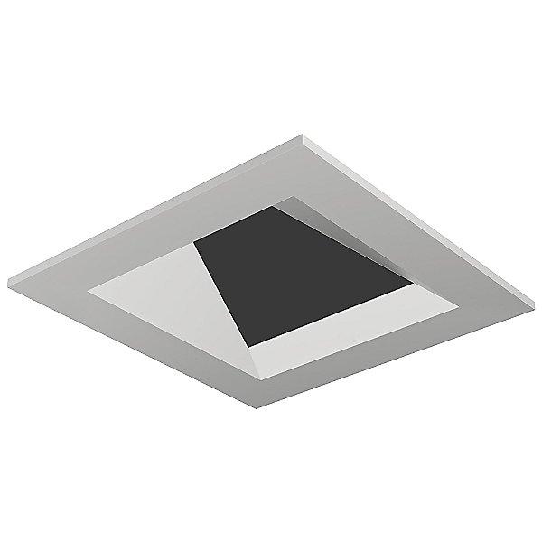 Entra Flanged Adjustable Square Flat Trim