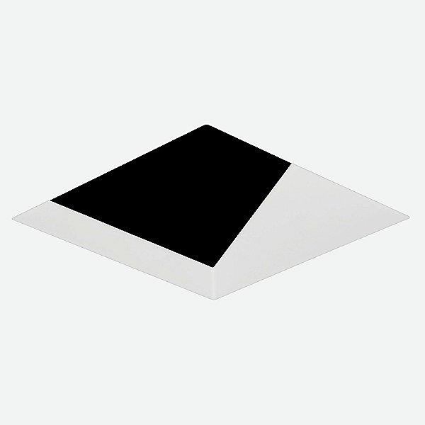 2 Inch Square Flangeless Beveled LED Trim