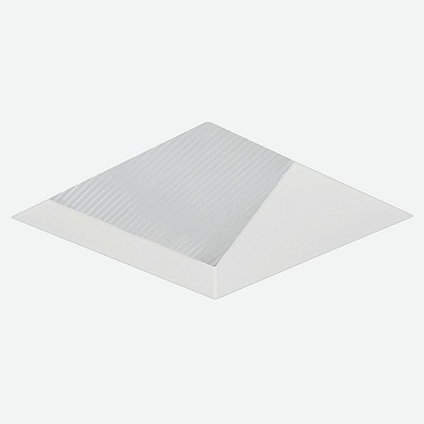 2 Inch Square Flangeless Wall Wash LED Trim