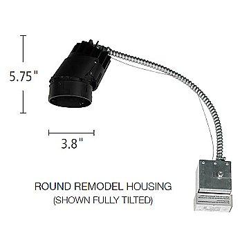 Round Remodel Housing