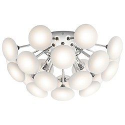 Kotton LED Flush Mount Ceiling Light