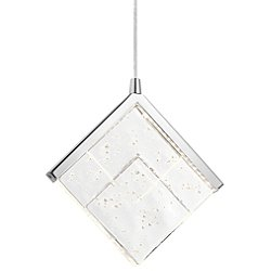 Carbon LED Mini Pendant Light