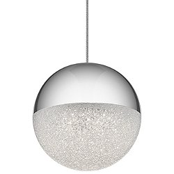 Moonlit LED Mini Pendant Light
