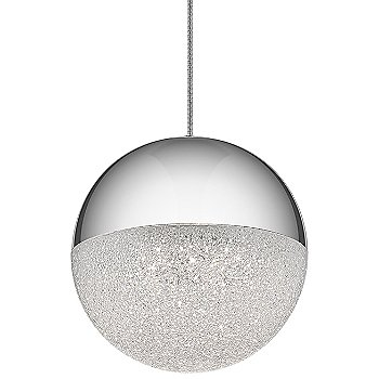 Moonlit LED Mini Pendant