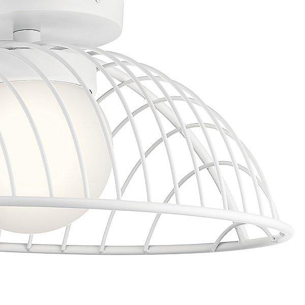 Clevo LED Semi-Flush Mount Ceiling Light