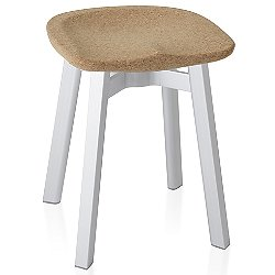 Su Small Stool, Cork Seat