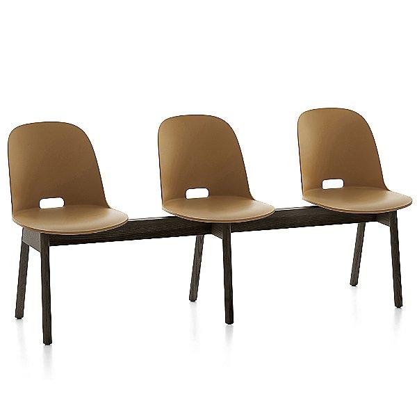 Alfi 3-Seat Bench, High Back