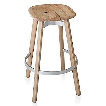Wood base finish/ Bar height