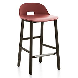Alfi Stool, Low Back