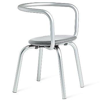 Aluminum / Spinneybeck Leather - Grey