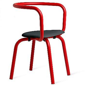Red / Polypropylene - Graphite Black