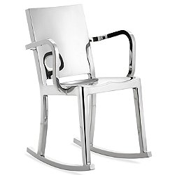 Hudson Rocking Chair with Arms