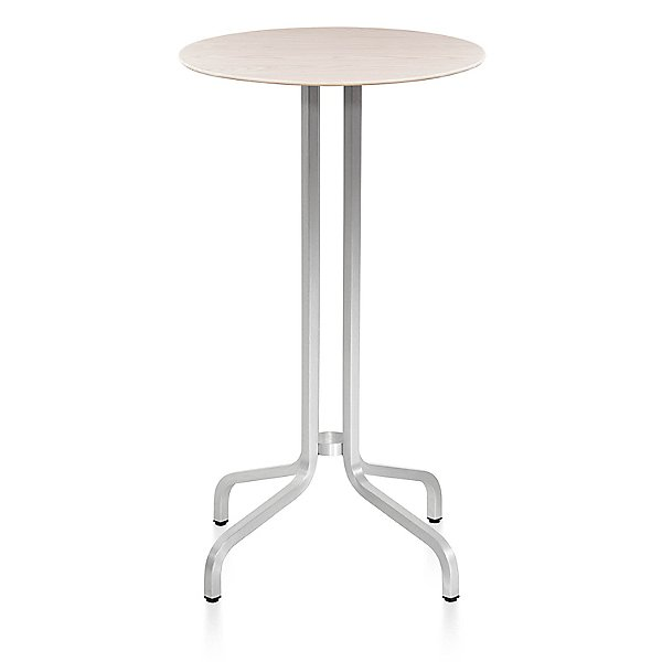 1 Inch Bar Table Round, Wood Top