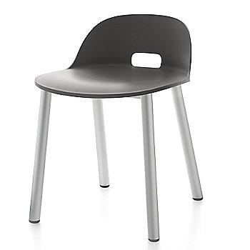 Dark Grey color / Aluminum Base finish