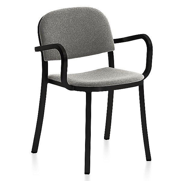 1 Inch Armchair, Upholstered