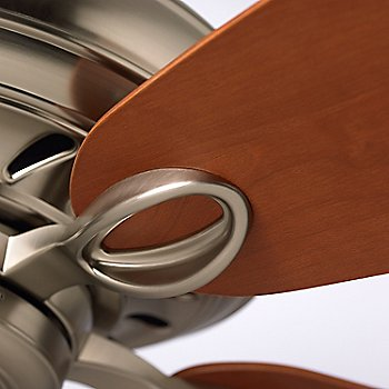 Brushed Steel finish, Detail view