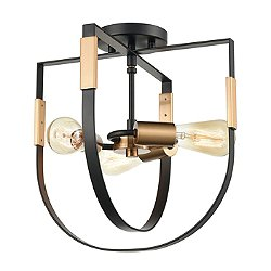 Sandra Semi-Flush Mount Ceiling Light