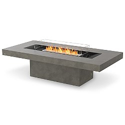 Gin 90 Chat Fire Table