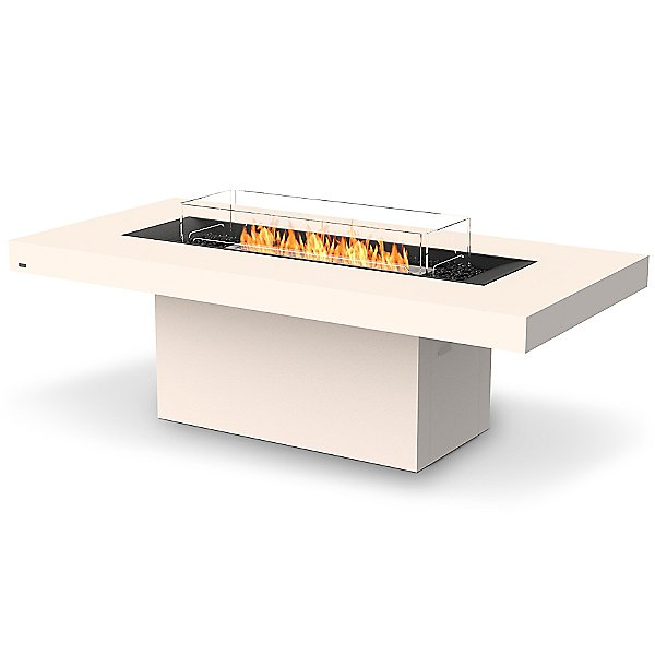 Gin 90 Dining Height Fire Table
