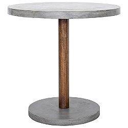 Solar Outdoor Counter Table