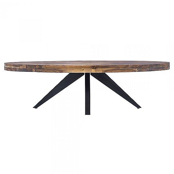 Sputnik Oval Coffee Table