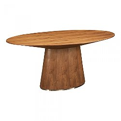 Orbit Oval Dining Table
