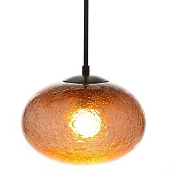 Moon Oval Pendant Light