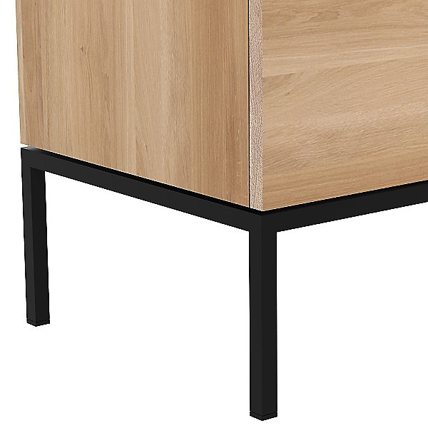 Oak Ligna Sideboard - 2 Doors - 2 Drawers