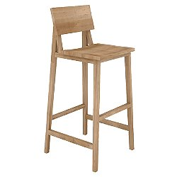 Oak N4 High Chair