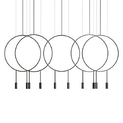 Revolta L165.5D Linear Suspension Light