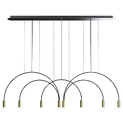 Estiluz Volta L165.2T1D Suspension Light
