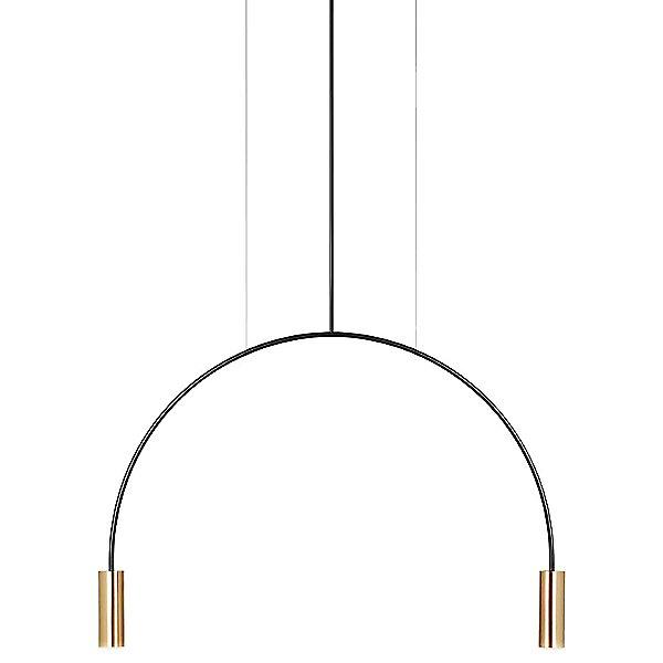 Volta Double LED Pendant Light