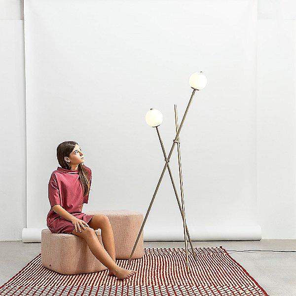 Asana LED Floor Lamp