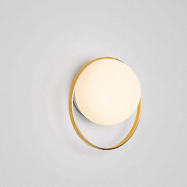 Circ Globe LED Wall Sconce