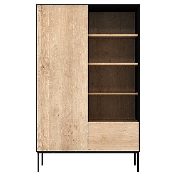 Oak Storage Cupboard