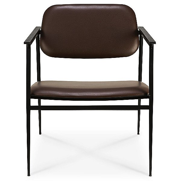 DC Leather Lounge Chair