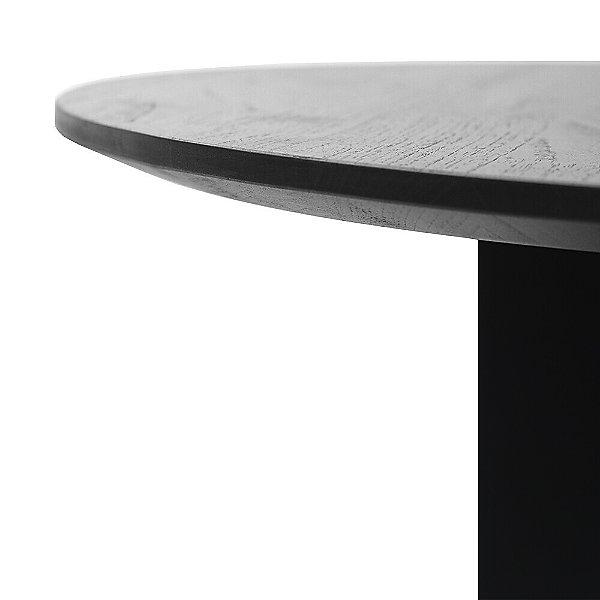 Teak Arc Side Table