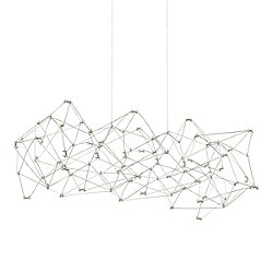 Odette LED Linear Suspension Light